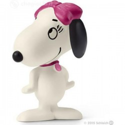 SCHLEICH PEANUTS SNOOPY AND...
