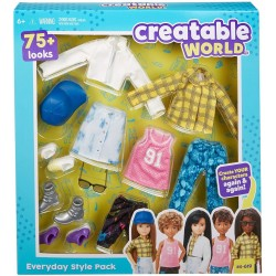 MATTEL CREATABLE WORLD...