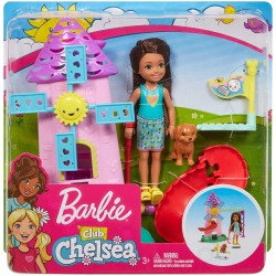 MATTEL BARBIE CLUB CHELSEA...